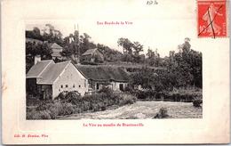 50 BRECTOUVILLE - La Vire Au Moulin - Francia