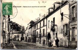 78 MONTESSON - Balcon De La Nourrice De Louis XIV - Montesson
