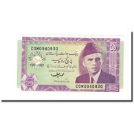 Billet, Pakistan, 5 Rupees, 1947-1997, KM:44, NEUF - Pakistan