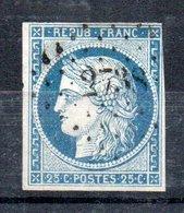 France Frankreich Y&T 4° - 1849-1850 Ceres