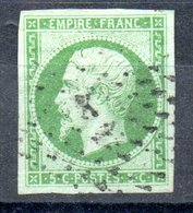 France Frankreich Y&T 12° - 1853-1860 Napoléon III.