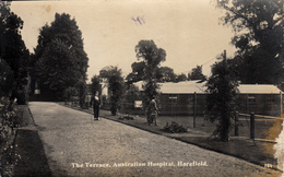 Thématiques 2018 Commémoration Fin De Guerre 1914 1918 The Terrace Australian Hospital Harefield - War 1914-18