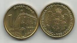 Serbia 1 Dinar 2006. - Serbie