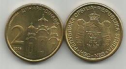 Serbia 2 Dinara  2006. - Serbie