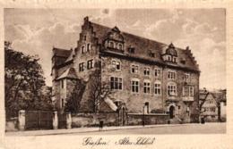 Giessen, Altes Schloß, 1914 Nach Cannstatt Versandt - Giessen