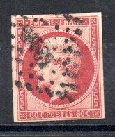France Frankreich Y&T 17A° - 1853-1860 Napoléon III.