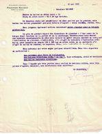 1935 ETS CERAMIQUES FAUCHON-BAUDOT PARAY-LE-MONIAL - France