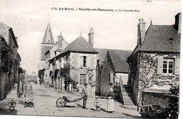 NEUILLY - En - SANCERRE   -  La Grande Rue - Autres Communes