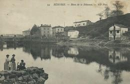 64)    BEHOBIE  - Rives De La Bidassoa  (  Lavandière  ) - Béhobie