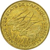 Monnaie, États De L'Afrique Centrale, 5 Francs, 1985, Paris, TTB - Cameroon