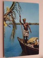 SOURIRE D'Afrique - SMILE From Africa ( HOA-QUI ) Stamp Côte D'Ivoire ( Voir Photo ) Anno 1970 ! - Côte-d'Ivoire