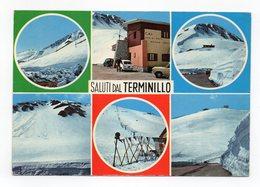 Terminillo (Rieti) - Saluti Da - Cartolina Multipanoramica - Viaggiata Nel 1972 - (FDC12706) - Rieti