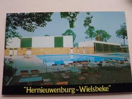 """"""" HERNIEUWENBURG - WIELSBEKE """" ( Foto-Donat ) Anno 1985 ! - Wielsbeke"""