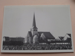 Kerk Van PERK Met Romaansetoren ( Hobbyclub TENIERS ) Anno 1990 ! - Steenokkerzeel