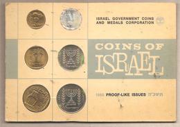 Israele - 1965 Proof-Like Issue - Israel