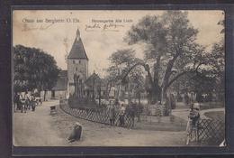 CPA 68 - BERGHEIM - Gruss Aus Bergheim O. Els. - TB ANIMATION Place CENTRE VILLAGE - Francia