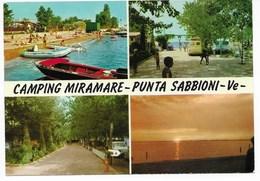 30010  CAMPING MIRAMARE , PUNTA SABBIONI - Italia