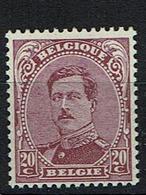 140  **  .28 - 1915-1920 Albert I