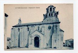 - CPA LE THOR (84) - L'Eglise - Edition BAYOL - - Autres Communes