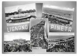 33054  LIGNANO - PINETA,      1961 - Autres Villes