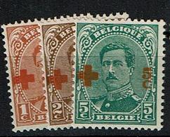 150/52  **  4 - 1918 Croix-Rouge