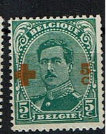 152  **  3 - 1918 Croix-Rouge