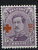 154  **  20 - 1918 Croix-Rouge