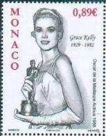 Monaco 2009 / 2010 - Oscar De La Meilleure Actrice à Grace Kelly (1959) / Oscar For Best Actress To Grace Kelly (1959) - Film