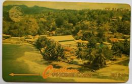 14CSLA Coastline EC$10 - St. Lucia