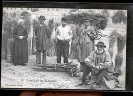 LES PAYSANS    AU MARCHE     JLM - Agriculture