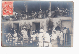 URUGUAY Montevideo Hipodromo Hippodrome RARE 1908 OLD REAL PHOTO  2 Scans - Uruguay