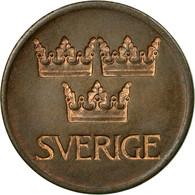 Monnaie, Suède, Gustaf VI, 5 Öre, 1972, TTB, Bronze, KM:845 - Suède