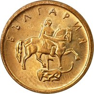 Monnaie, Bulgarie, Stotinka, 2000, SUP, Brass Plated Steel, KM:237a - Bulgarie