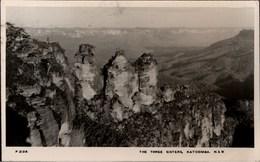 ! Old Photo Postcard Katoomba, NSW, 1962, Auralien, Australia - Australie