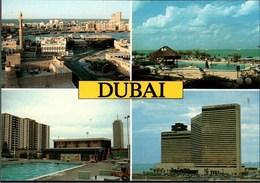 ! Modern Postcard Dubai, Trucial States, UAE, United Arab Emirates, Hyatt Regency - Dubai