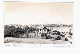 URUGUAY Vista Parcial Nr 49 Punta Del Este 1940 OLD PHOTO POSTCARD 2 Scans - Uruguay