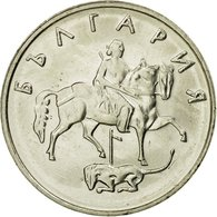 Monnaie, Bulgarie, 50 Stotinki, 1999, SUP+, Copper-Nickel-Zinc, KM:242 - Bulgarie