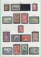 Lot N° 474 FRANCE Neufs ** Luxe , Lots De Semimod  / No Paypal - Timbres