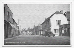 St Osyth - Main Street - England