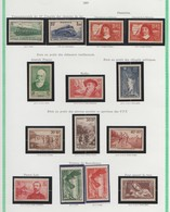 Lot N° 473 FRANCE Neufs ** Luxe , Lots De Semi.moderne  / No Paypal - Timbres