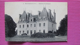 Bonnemain. Château De Trémigon - France