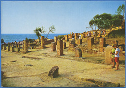 ALGERIA / ALGÉRIE -  TIPAZA - Roman Ruins / Ruines Romaines - Algérie