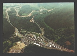 Stavelot - Spa - Francorchamps - Circuit F1 - Vue Aérienne / Aerial View - Stavelot