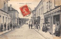 17-GEMOZAC- RUE CARNOT - France