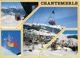 05 - CHANTEMERLE - SERRE-CHEVALIER - Multi-vues - Serre Chevalier