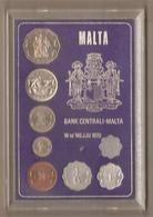 Malta - Cofanetto FdS Emissione 1972 - Malte
