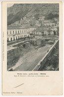 MODICA STRADA NUOVA PONTE STRETTO DOPO IL DISASTRO DEL 1902 - Modica