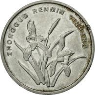 Monnaie, CHINA, PEOPLE'S REPUBLIC, Jiao, 2006, TB+, Stainless Steel, KM:1210b - Chine