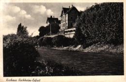 Erfurt, Kurhaus Hocheim, Ca. 20er Jahre - Erfurt