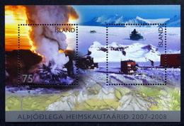 Iceland  2007   Minr.1153-54  BLOCK 42       MNH (**)  ( Lot 44) - 1944-... Republique